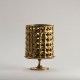 Lykta av Pierre Forssell, Skultuna, 60-tal. Säljs idag hos Nordlings antik för 8 500 kr.